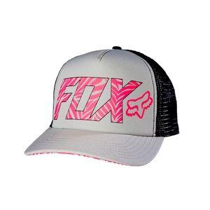 Fox Phoenix Trucker Neon Pink Snap Back Mesh